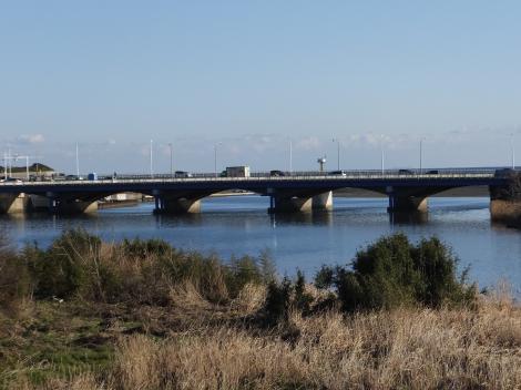 R134花水川橋