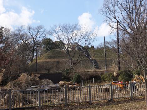 陸軍士官学校・座間谷戸山公園内配水池