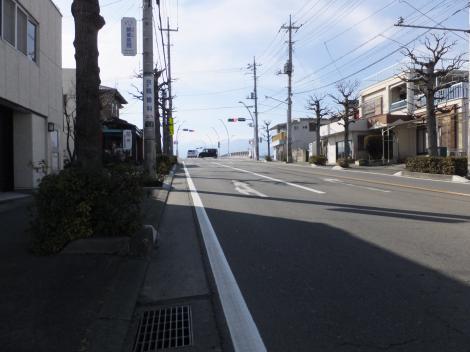 県道3号線・千秋橋東