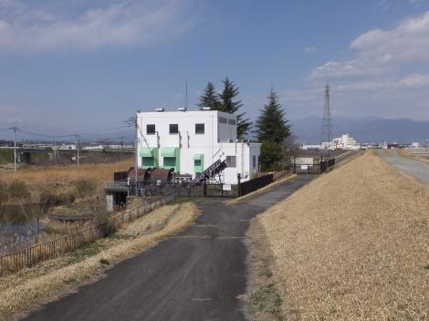 横川排水機場