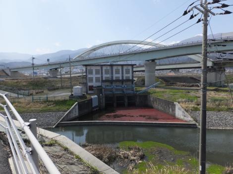 五明川排水機場