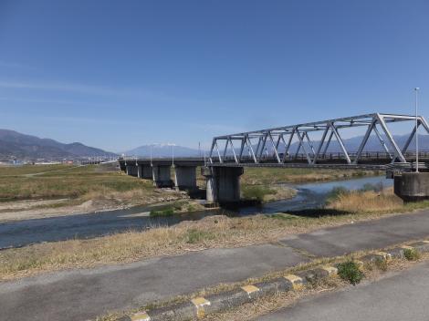 三郡東橋、三郡西橋