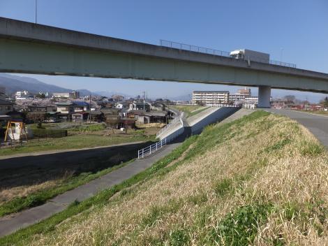戸川右岸・鰍沢町