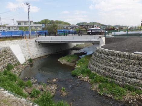 鶴見川・宮川橋