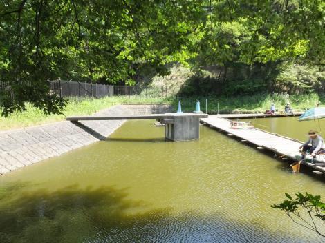 寺家ふるさと村・熊野池