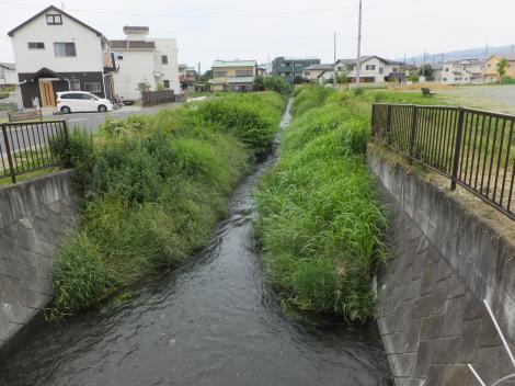 要定川・松の木河原橋