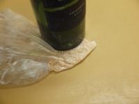 蒸し鶏のぽん酢モロヘイヤソー29