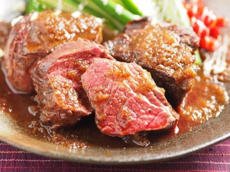 牛さがりステーキ54