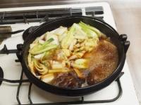 魚すき焼き56