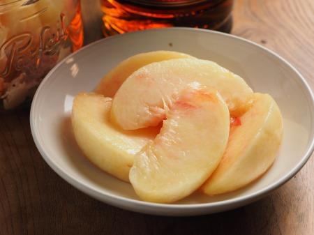 桃のフルーツブランデー15