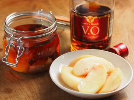 桃のフルーツブランデー26 (2)