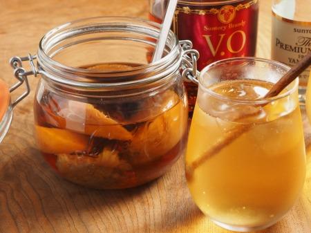 桃のフルーツブランデーb24 (2)