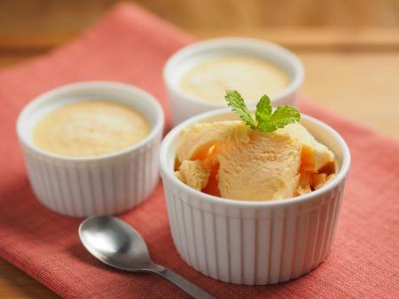 マシュマロと豆腐のアイスクリー27