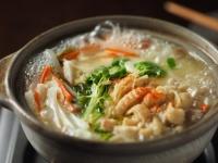 鶏皮湯豆腐22