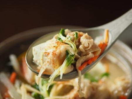 鶏皮湯豆腐31