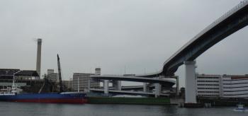 千本松渡船場より眼鏡橋