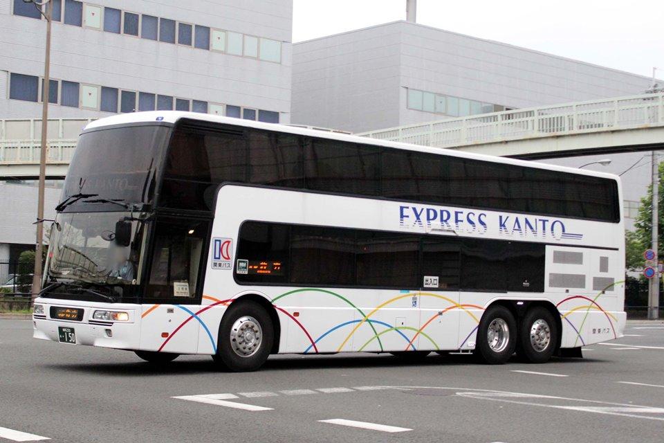 関東バス あ150