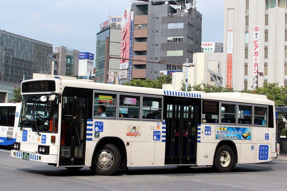 岡山電気軌道 901