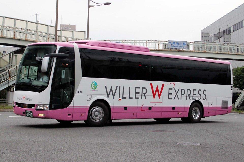 WILLER EXPRESS中国 か1910