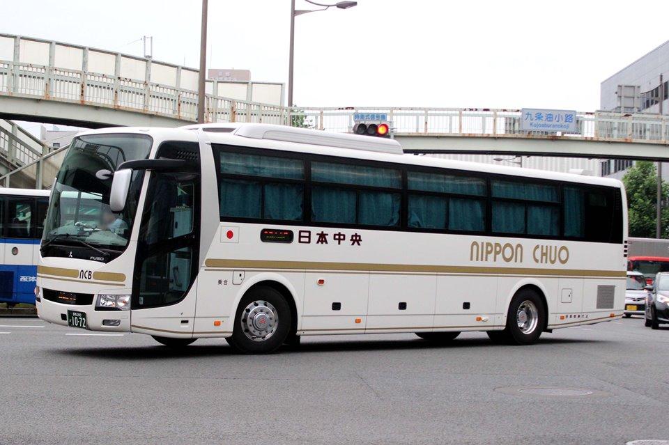 日本中央バス か1072