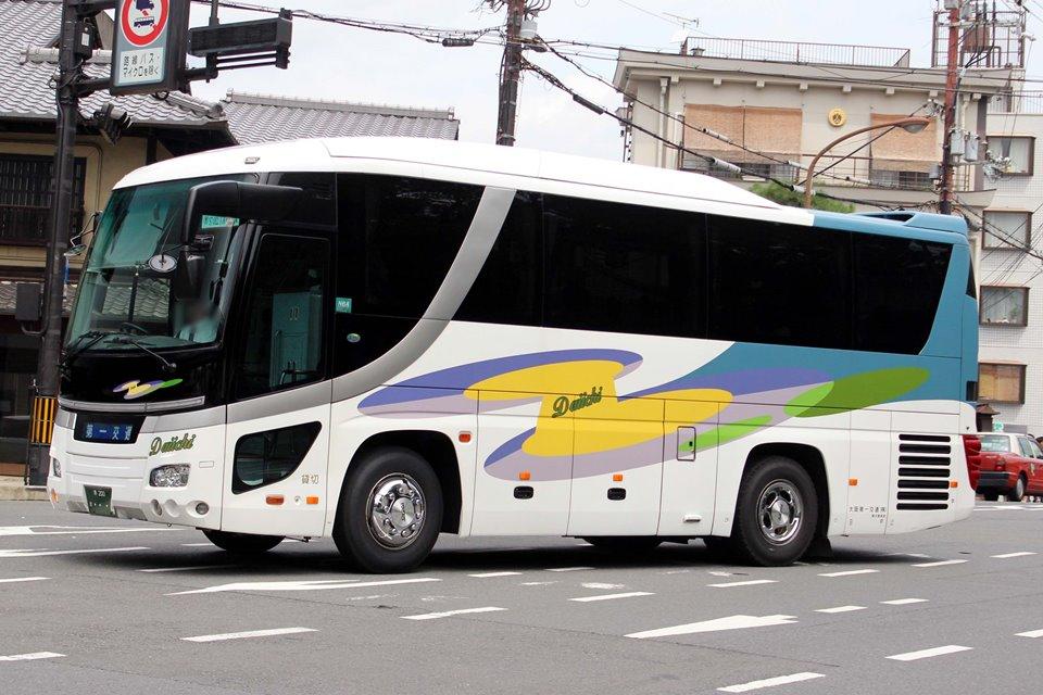 大阪第一交通 か4