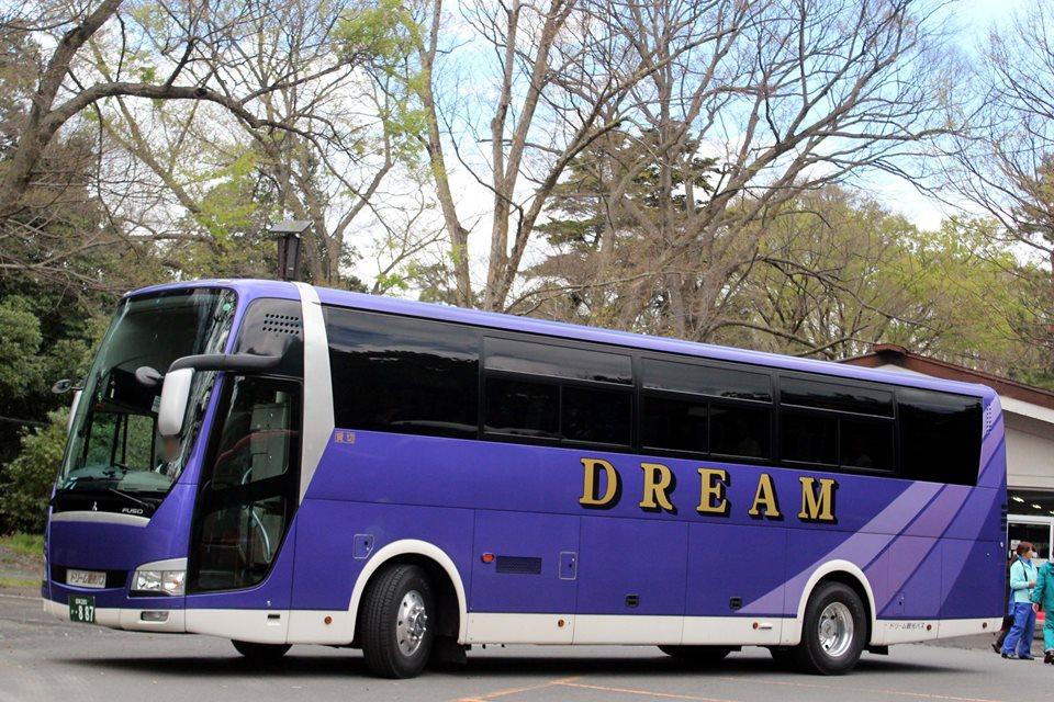 ドリーム観光バス か887