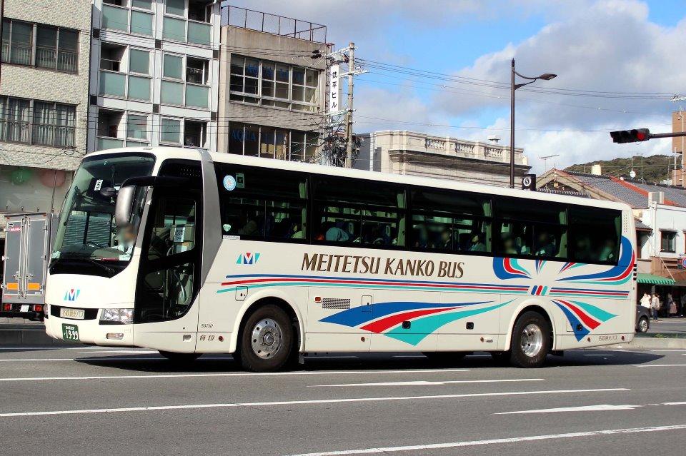 名鉄観光バス 50710