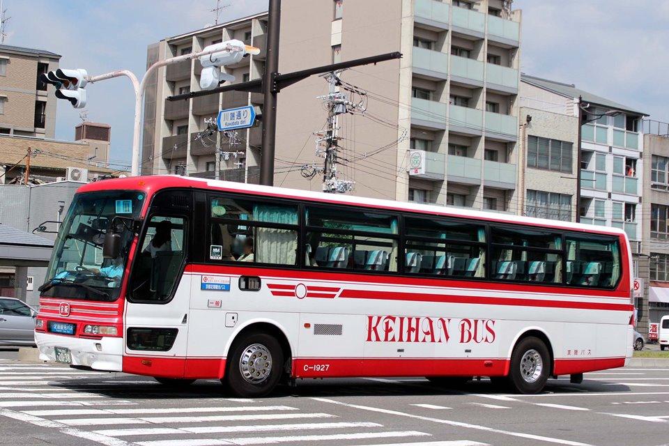 京阪バス C-1927