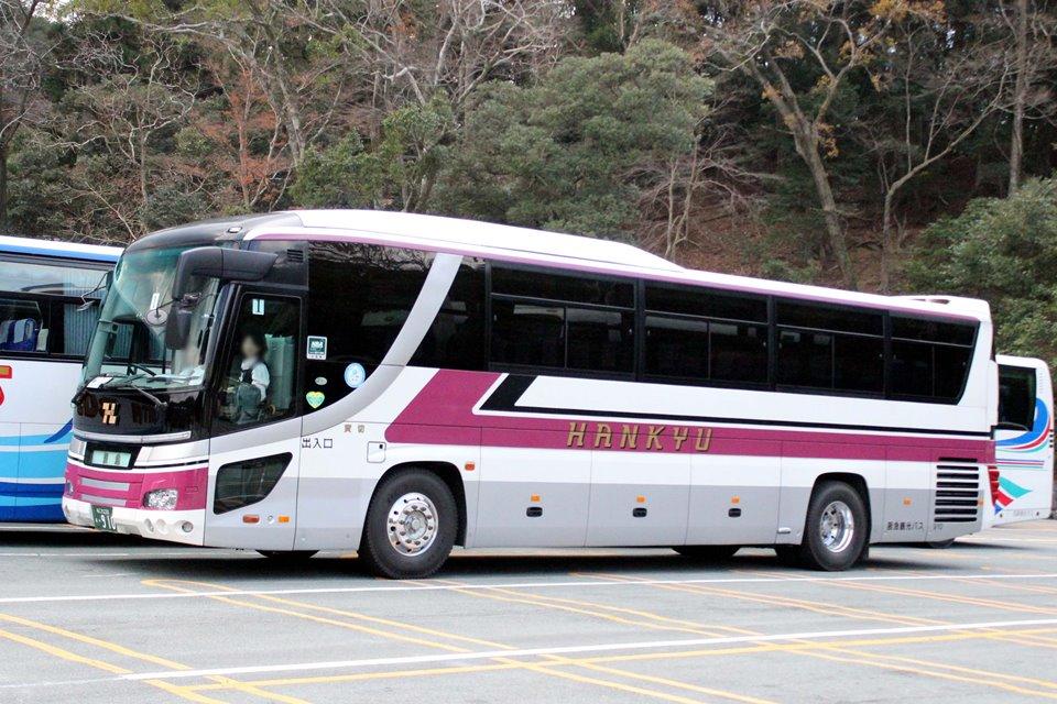 阪急観光バス 910
