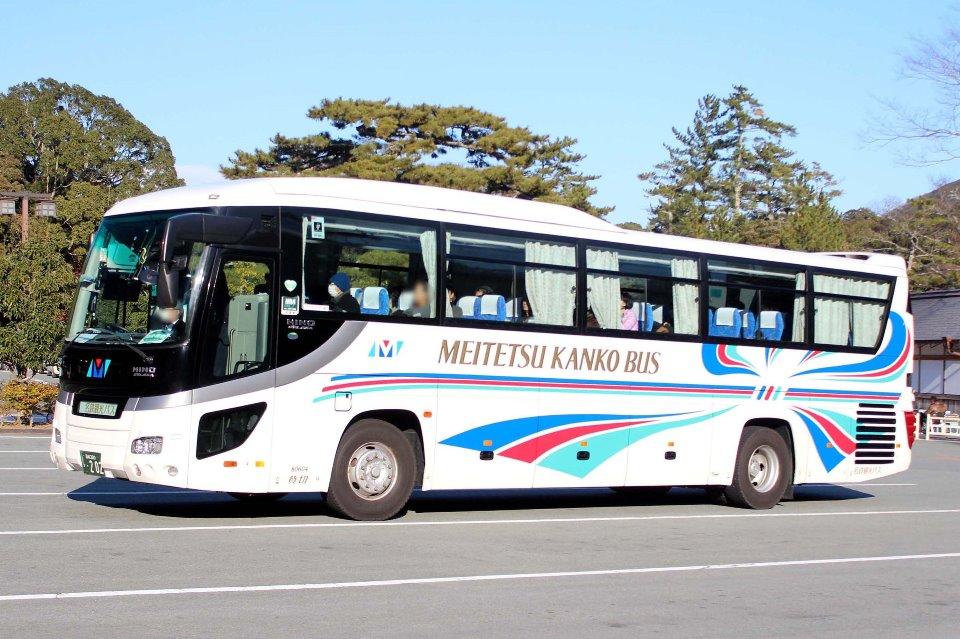 名鉄観光バス 80604