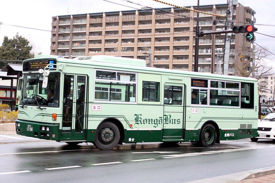 金剛自動車 い2104