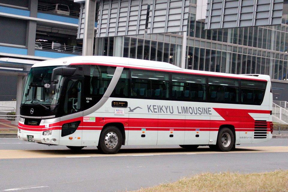 京浜急行バス H3048