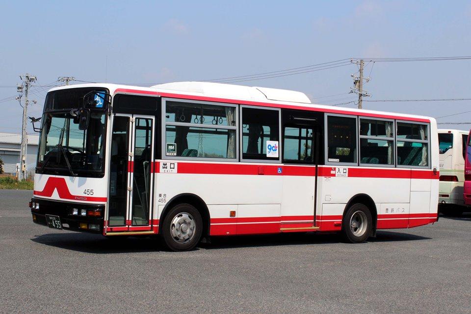 豊鉄バス 455