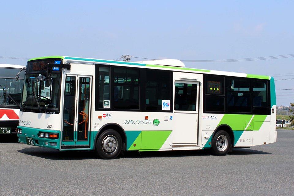 豊鉄バス 382