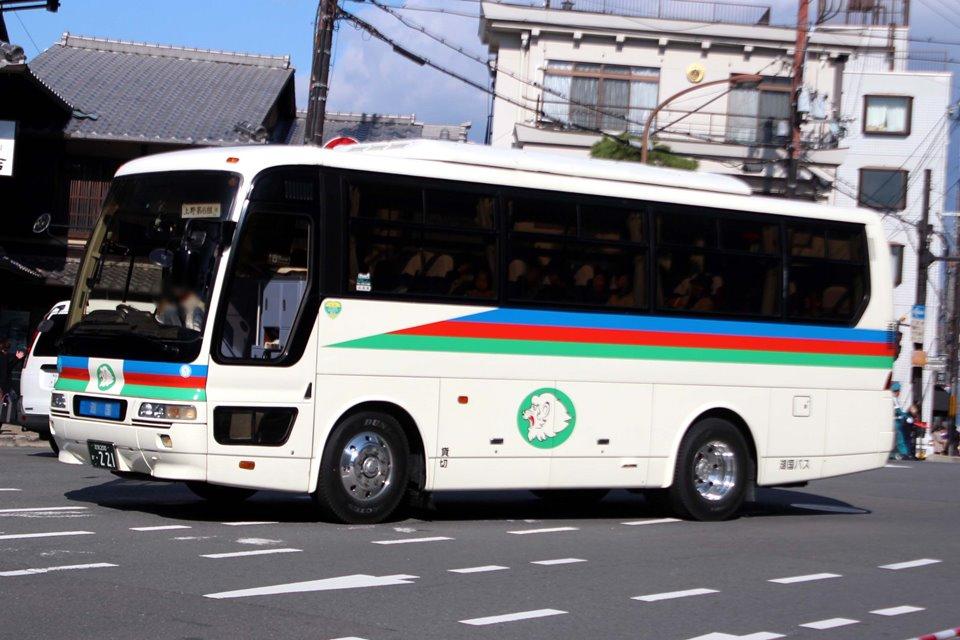湖国バス か221