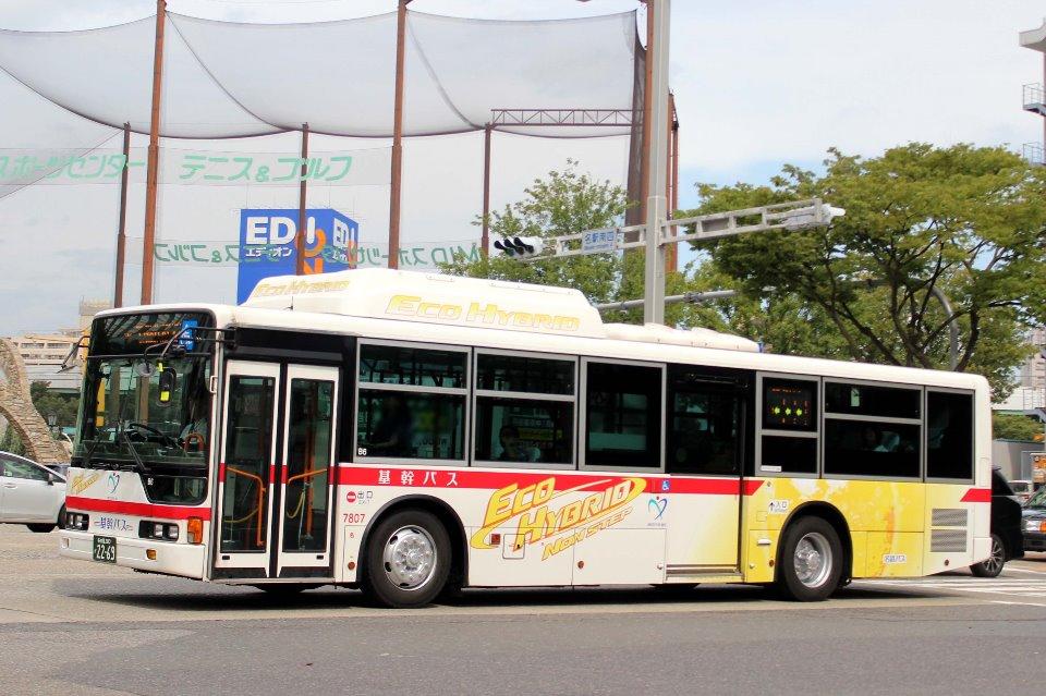 名鉄バス 7807
