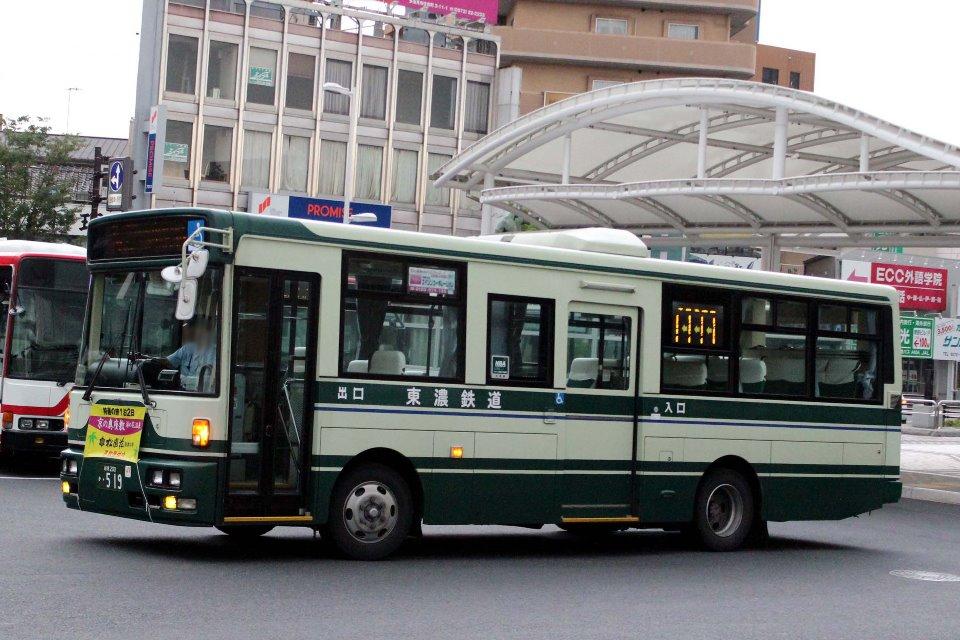 東濃鉄道 か519