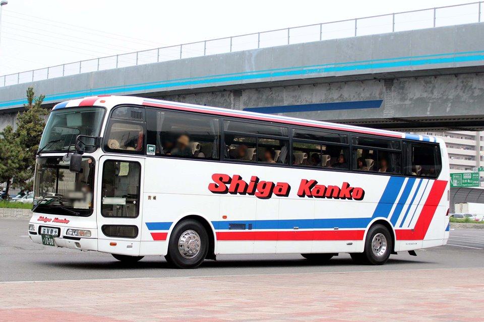 名古屋滋賀交通 き1008