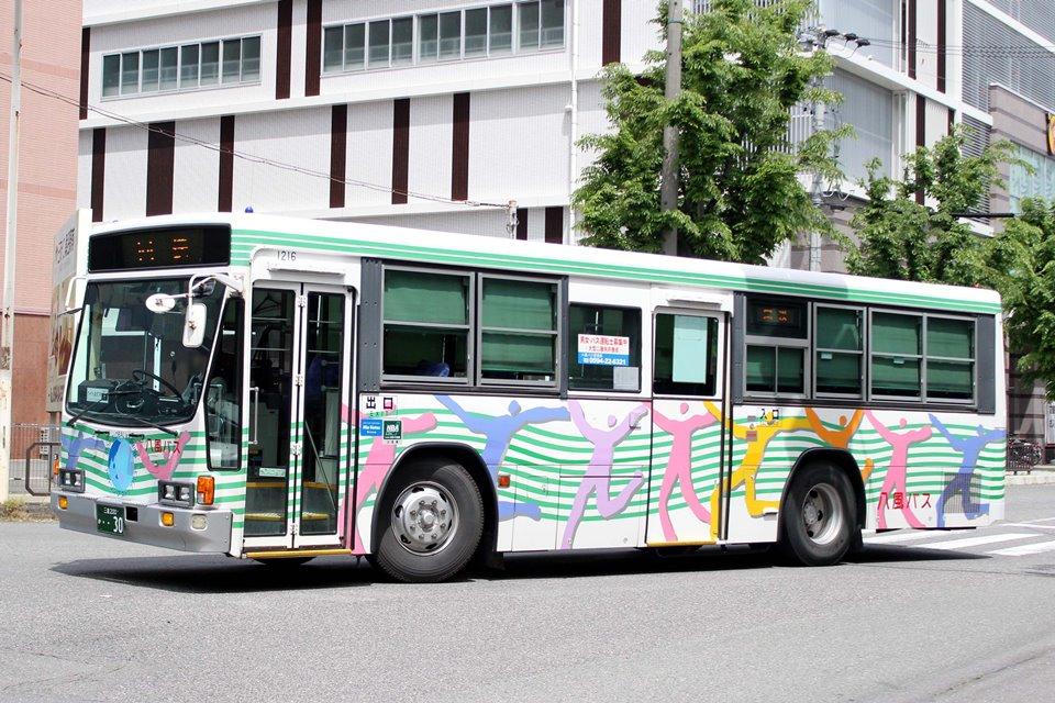 八風バス 1216