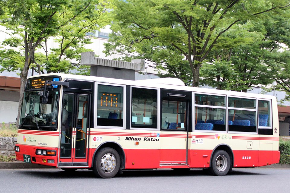 日本交通 548