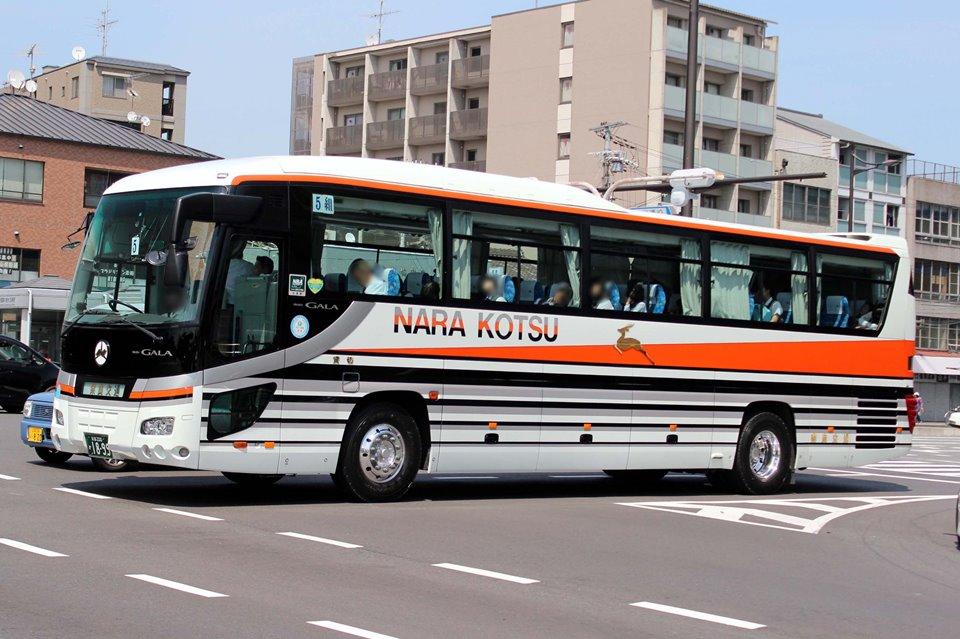 奈良交通 か1899