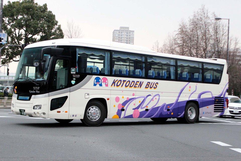 ことでんバス か400