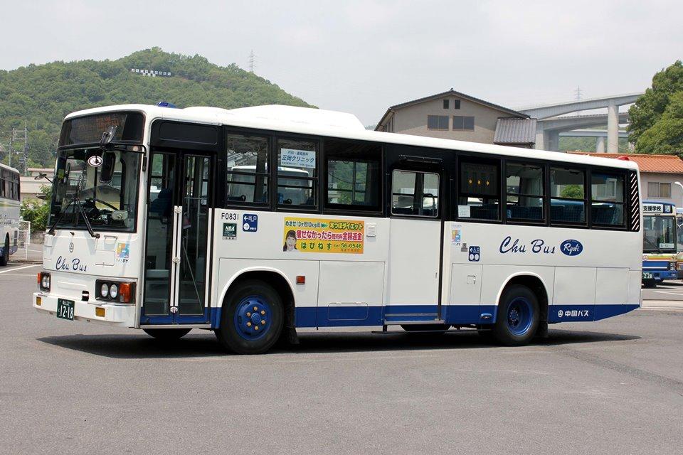 中国バス F0831