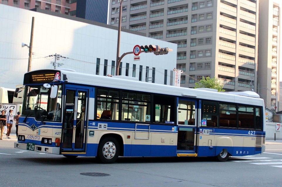 阪神バス 427