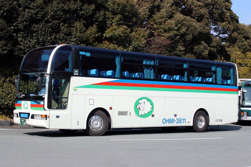 近江鉄道 3811