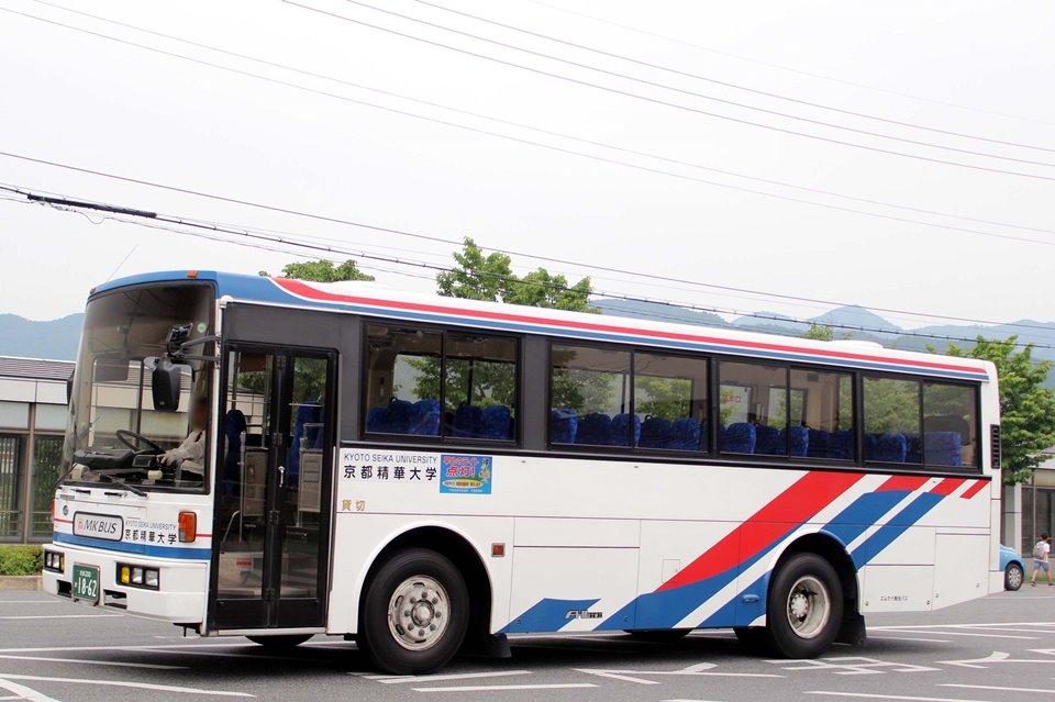 MK観光バス か1850