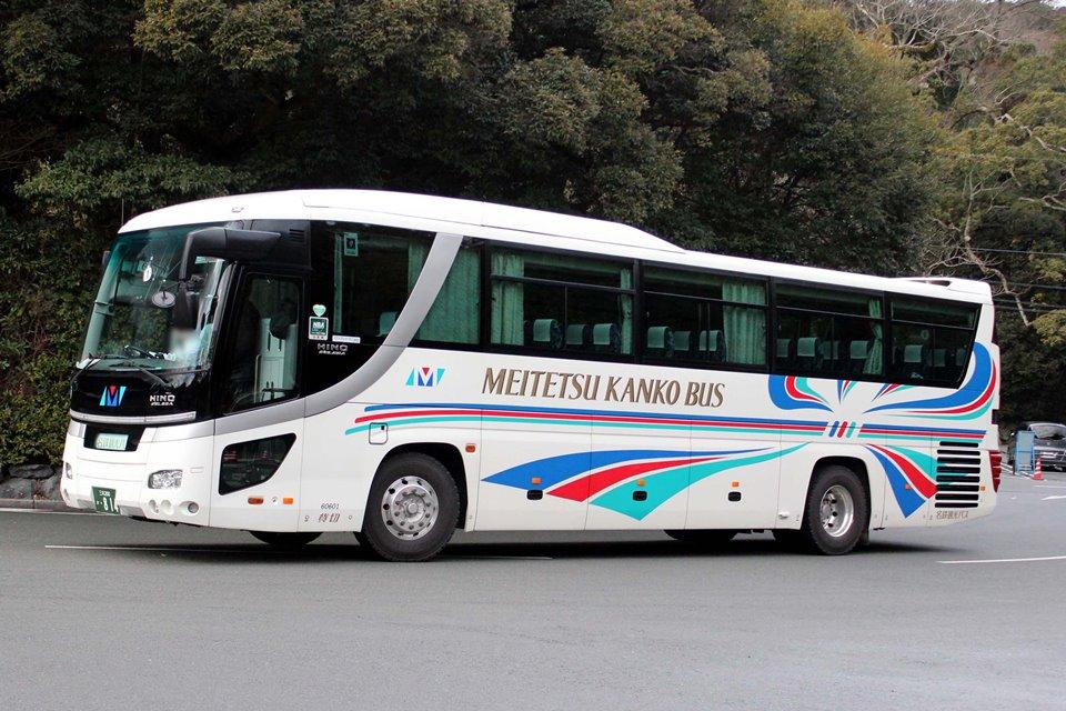 名鉄観光バス 60601