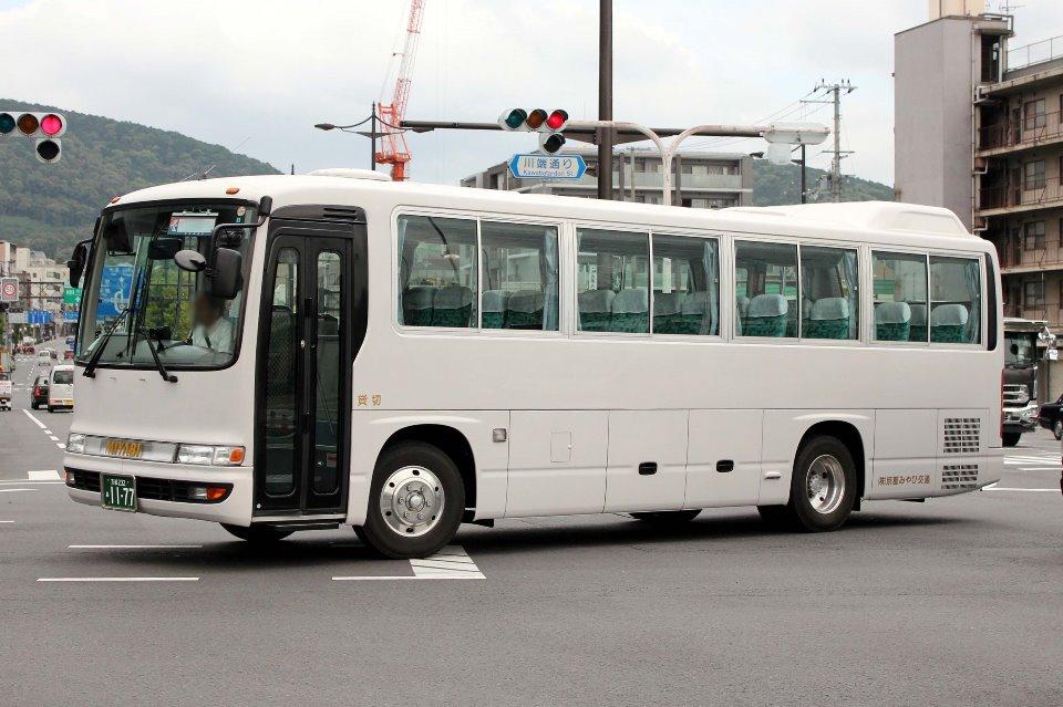京都みやび交通 232あ1177