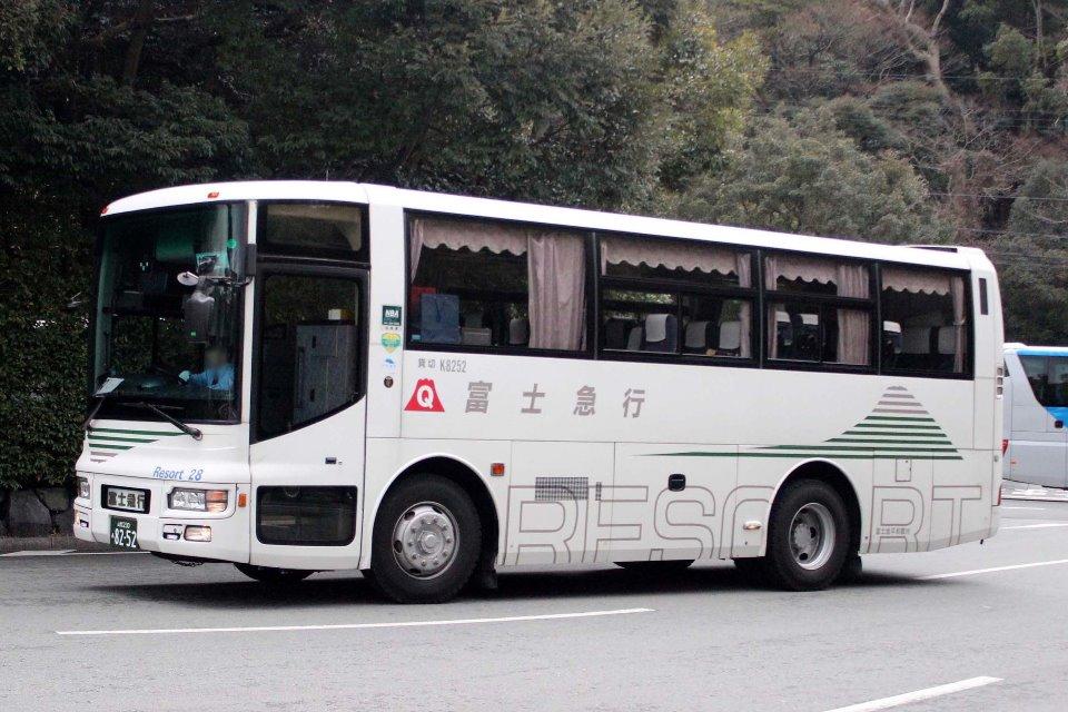 富士急平和観光 K8252