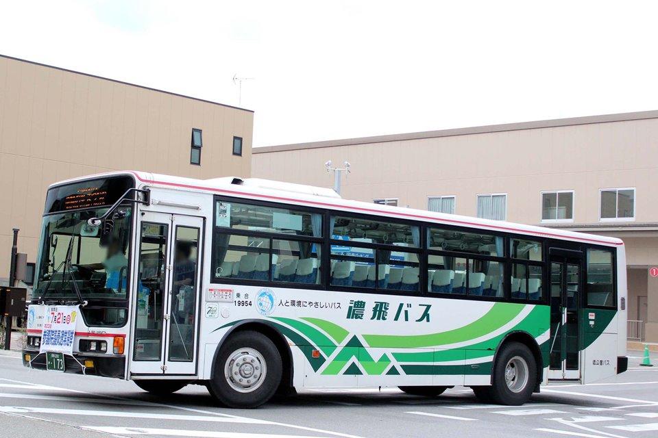 濃飛バス 19954